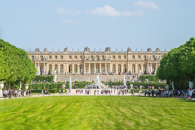 Small Group Versailles Palace, Gardens & Fountains, Hamlet, Day Trip Guided Tour, Paris, FRANCE