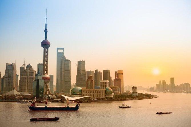 MÁS FOTOS, Traslado privado en Shanghái: del puerto de cruceros hasta el Aeropuerto Internacional de Shanghái