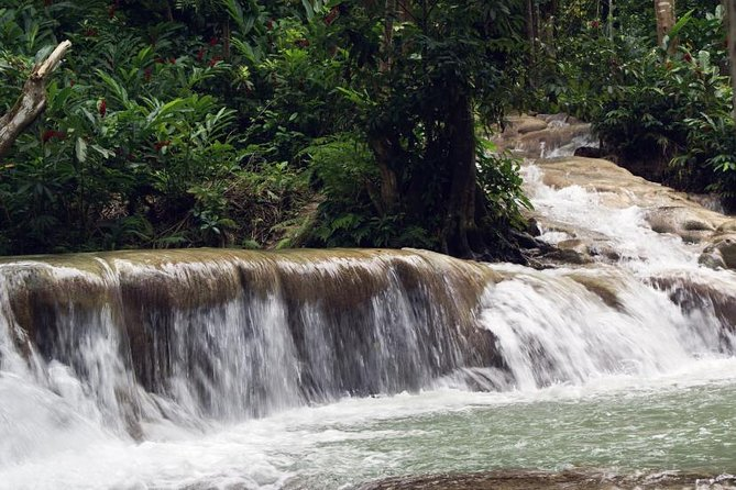 Dunn's River Falls and Tubing Combo Tour from Ocho Rios, Ocho Rios, JAMAICA