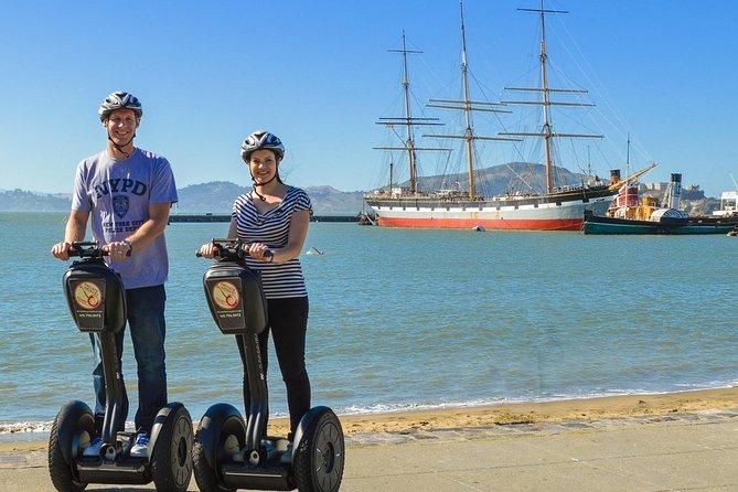 Recorrido privado en Segway: Wharf y colinas de San Francisco, San Francisco, CA, ESTADOS UNIDOS