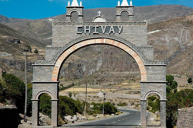 MAIS FOTOS, Bus from Puno to Chivay with stops