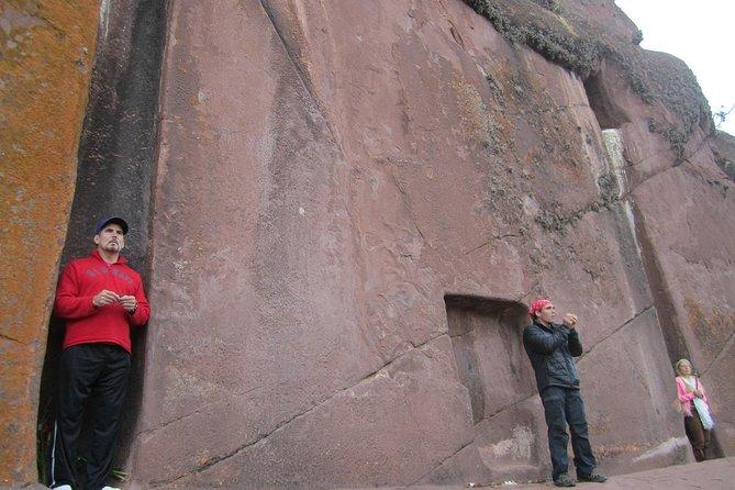 MAIS FOTOS, Portal privado de Aramu Muru, Chucuito e Inca Uyo de Puno