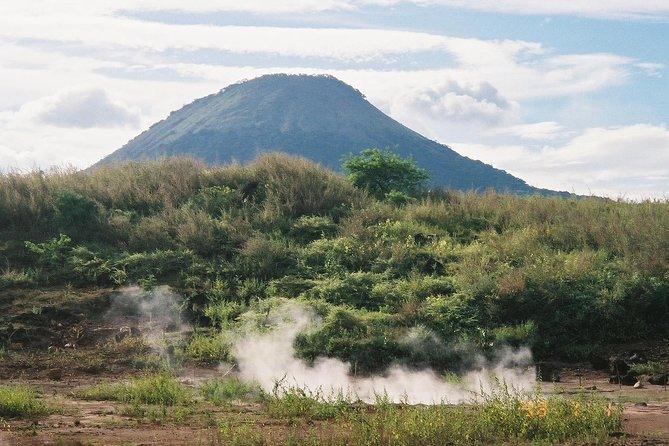 San Jacinto Hot Springs and Juan Venado Wildlife Reserve Boat Tour, Leon, NICARAGUA