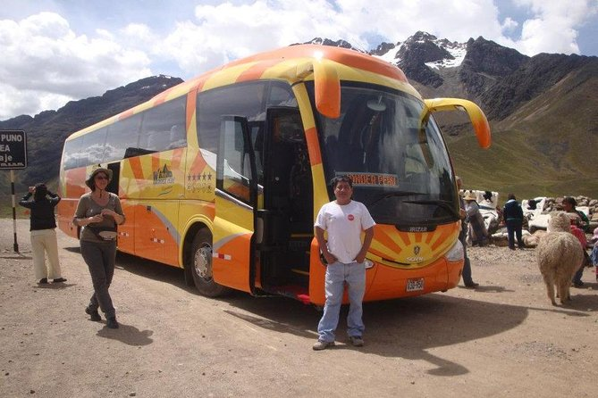 Enjoy this full day tour from Puno to Cusco by visiting places like Juliaca, Pucara, Ayaviri, Sicuani, Raqchi and Andahuaylias!