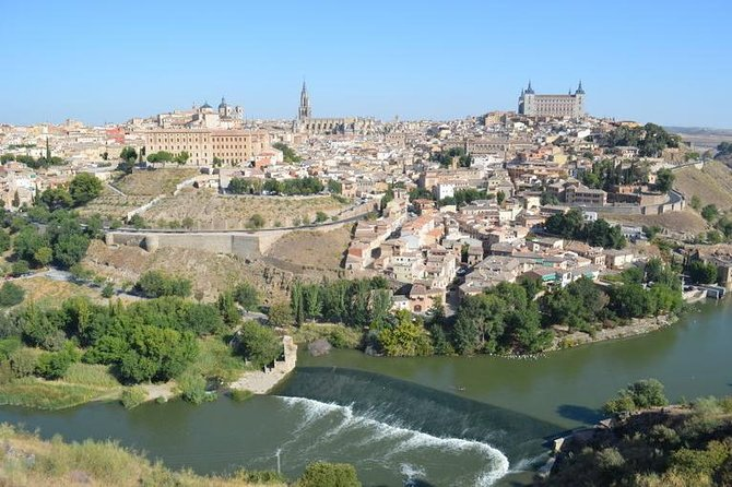 Dive into a fascinating mix of cultures in Toledo. Walk through the Old Town part of the city following your local guide and see the famous painting by el Greco, The Burial of the Count of Orgaz. See one of the most important Gothic Cathedrals in Spain. Did you know Toledo was once Spain's capital?