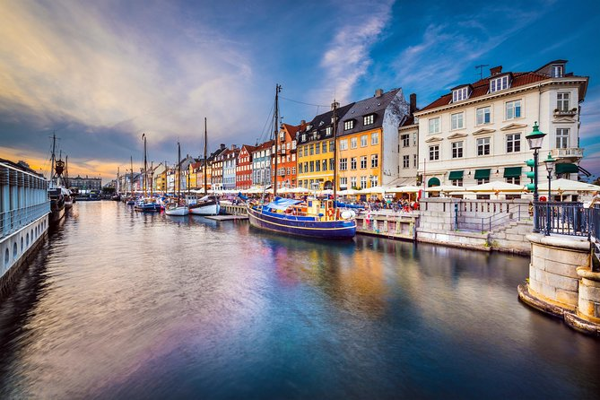 The Grand Tour & Tivoli, Copenhague, DINAMARCA