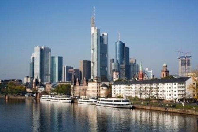 Visita privada: principales puntos de interés de la ciudad de Fráncfort, Frankfurt, ALEMANIA