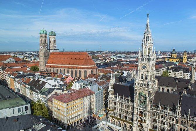 Recorrido privado: Ciudad de Múnich y memorial del campo de concentración de Dachau, Munich, ALEMANIA