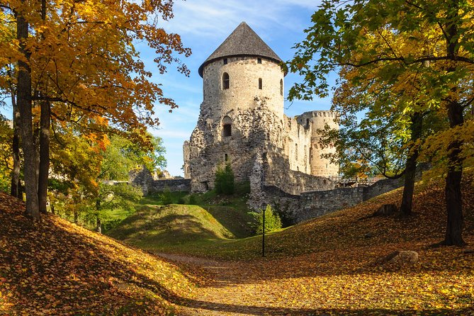 Visit of Cesis, Sigulda and Turaida Medieval Castles. As well beautiful city centre of Cesis and Sigulda.