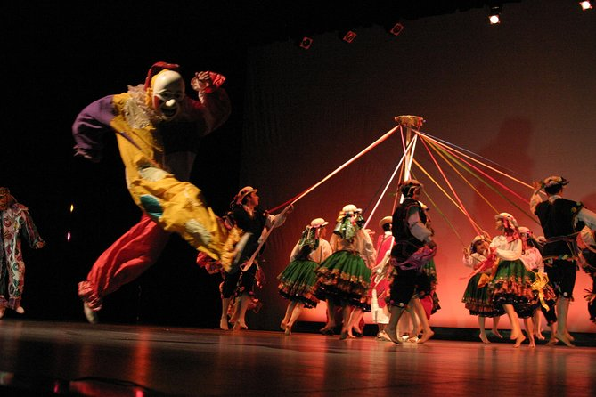 Jacchigua Show in Quito, Quito, ECUADOR