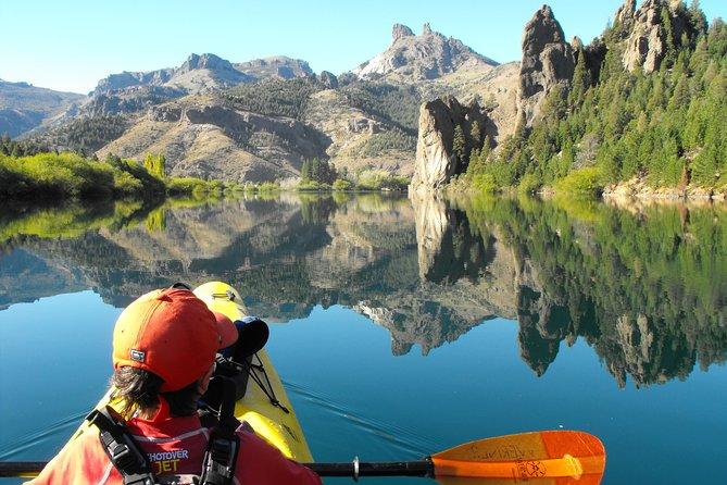 Excursion de medio dia en kayak por el lago Gutierrez desde Bariloche, Bariloche, ARGENTINA