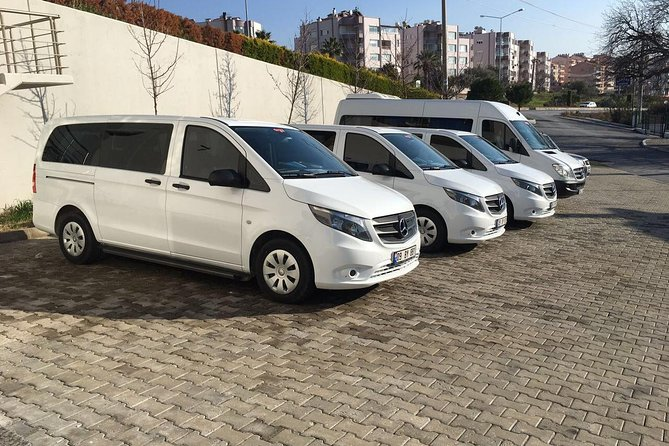 MAIS FOTOS, Private Transportation From Bodrum BJV Airport To Kusadasi CLC Golf Resort