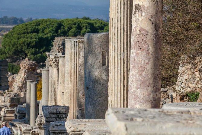 Stroll Through Ephesus & Terrace Houses Tour, Izmir, Turkey