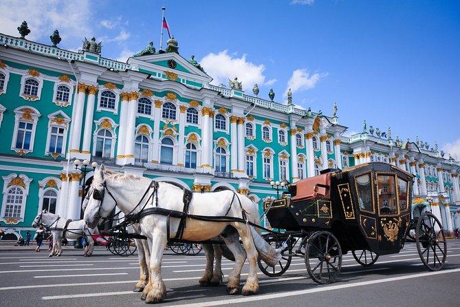 Excursión privada por la costa: recorrido completo de dos días por San Petersburgo, San Petersburgo, RUSIA