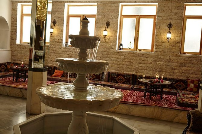 Turkish Bath Package in Istanbul at Aga Hamami, Estambul, Turkey