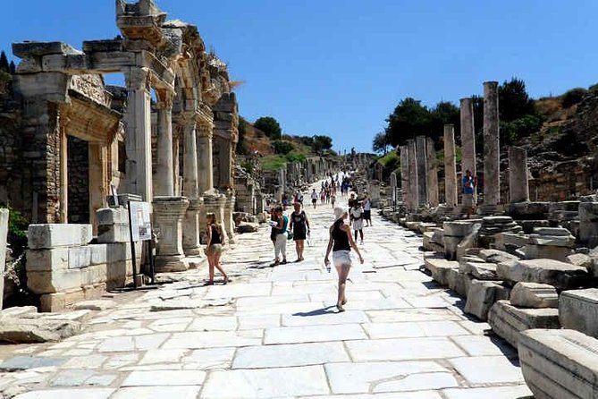 Private Ephesus Highlights Tour from Kusadasi, Kusadasi, TURQUIA