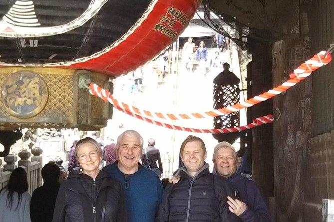 Excursión privada durante la escala de Narita con cata de sake, Tokyo, JAPON