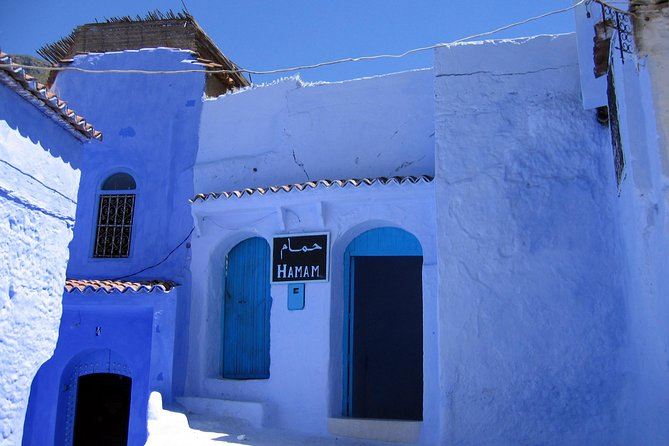 Private Day Tour from Fez to Chefchaouen, Fez, MARROCOS