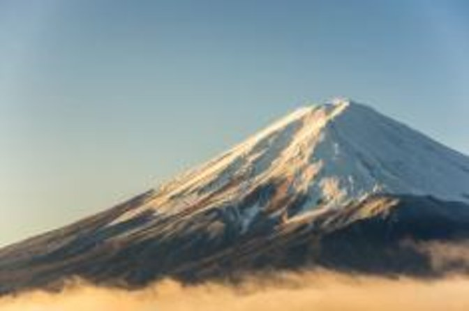 On this tour, you will get the chance to visit some recommended destinations around the majestic Mt.Fuji. Some of the destinations that you can choose to visit include a kimono museum, a shrine, a sake brewery and a ropeway with an amazing view of Mt. Fuji.<br><br>Also,this half day tour would offer four destinations; i.e. Kachi Kachi Yama Ropeway, Itchiku Kubota Art Museum, Kitaguchi Hongu Sengen Shrine and Ide Sake Brewery.<br>You can choose two top priority for the destinations. <br>Please let me know your selection of two.<br>