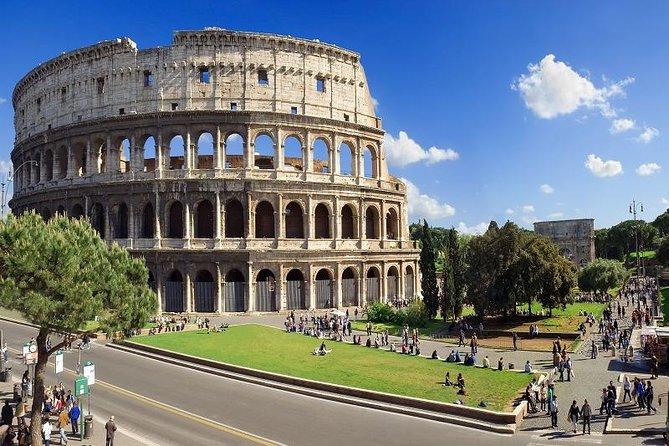 Half-Day Private Rome Tour Civitavecchia Port to Airport, Lago Bracciano, ITALY