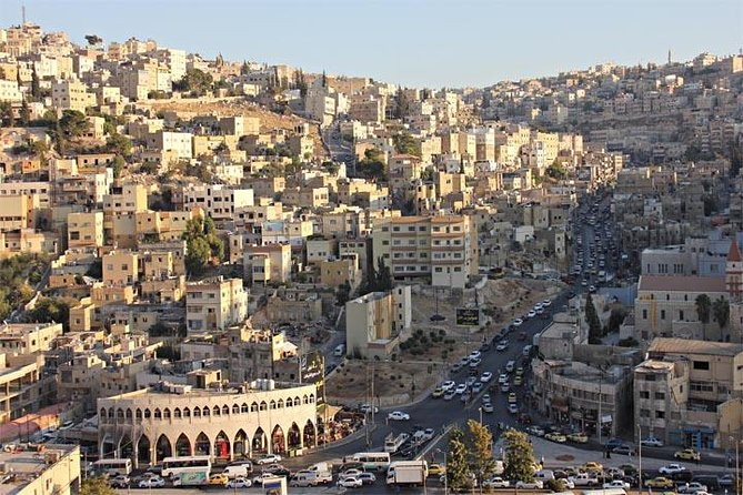 Enjoy a panoramic visit of Jordan capital. Amman is a city enriched with glamour of the past and the present. Visit ancient and modern Amman by visiting the main highlights of the breathtaking view of old Amman from the Citadel - down town area with a short free time in the old gold and spice markets like Al Bukaria Souk.