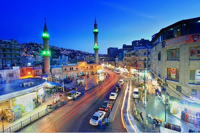 A private sightseeing tour of Amman starts off this 6-hour itinerary, which includes a city tour of Jordan's capital and the mosaics of Madaba. A personal guide accompanies you to the otherwise overwhelming Al Bukaria Souk and shares views from the Citadel and Mt. Nebo, which boasts a sweeping panorama over the Jordan Valley and Dead Sea.