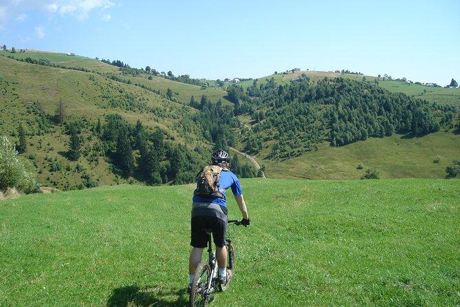 MÁS FOTOS, Mountain Bike Day Tour around Brasov