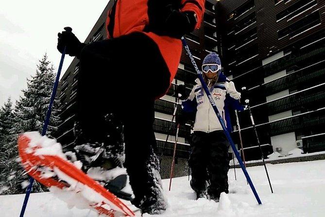 MÁS FOTOS, SnowShoe Tour near Brasov