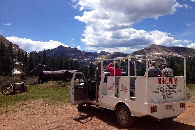 La Plata Canyon Jeep Tours from Durango, Durango, CO, ESTADOS UNIDOS