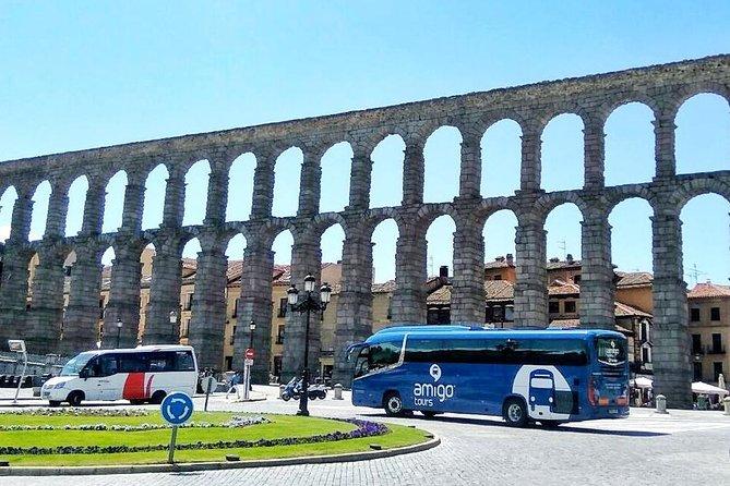 Avila, Segovia y El Escorial Tour de un día desde Madrid, Madrid, ESPAÑA