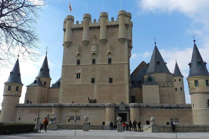 Recorrido por Toledo y Segovia desde Madrid con entrada al Alcázar de Segovia, Madrid, ESPAÑA