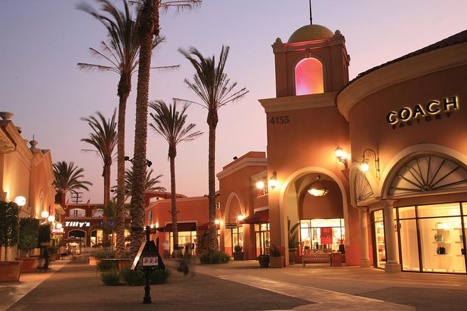 MÁS FOTOS, San Diego Shopping Tour to Las Amercias Outlet
