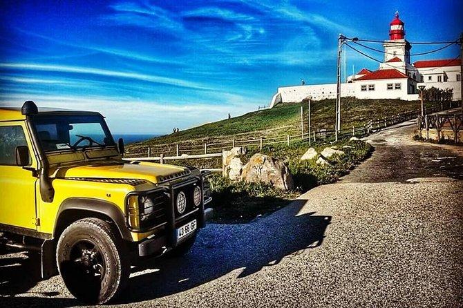 MÁS FOTOS, Sintra Cascais 4x4 Land Rover Photo Panoramic Private Tour