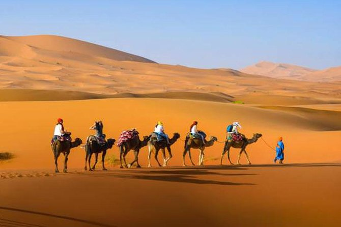 3-Day Private Desert Tour from Fez to Marrakesh, Fez, Morocco