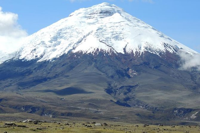 Recorrido de un día privado al Parque Nacional de Cotopaxi, Quito, ECUADOR