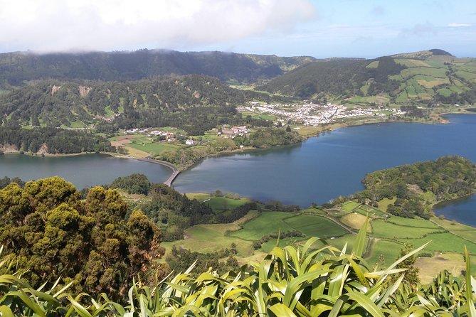 Excursión de medio día de duración a Sete Cidades, Ponta Delgada, PORTUGAL