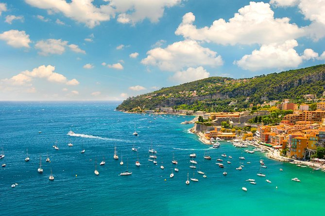 Eze, Monaco, Cap Ferrat including Villa Rothschild and Gourmet Break, Niza, FRANCE