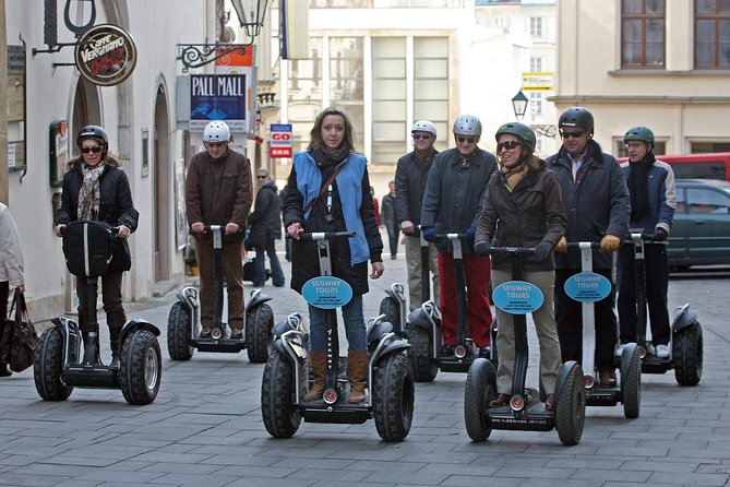 Discover Brno on Segway - it is a great way to see the city and all its interesting places.
