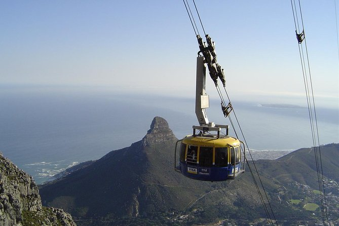 See Cape Town from the top of Table Mountain, and then head into town to see the city highlights up close with an expert guide. After descending from South Africa's iconic flat-topped mountain by cable car (ride at own expense), you'll see top Cape Town attractions, like the Diamond Works, as well as colorful neighborhoods like the Cape Malay Quarter on Signal Hill, during a luxury guided tour.