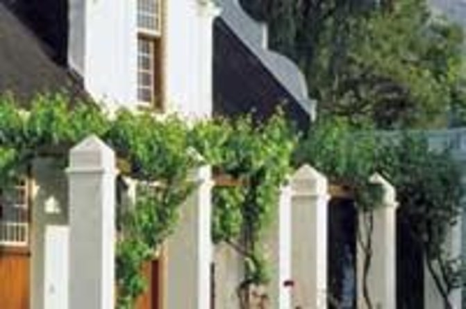 Viagem para degustação de vinhos de um dia para Stellenbosch, Franschhoek e Paarl Valley, Cidade do Cabo, África do Sul