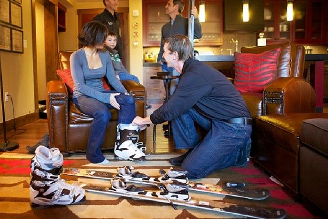 Paquete de alquiler de equipo de esquí en Breckenridge con entrega, Breckenridge, CO, ESTADOS UNIDOS