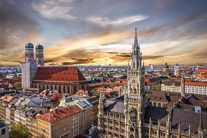 Traslado privado a Múnich desde Salzburgo o viceversa, Salzburgo, AUSTRIA