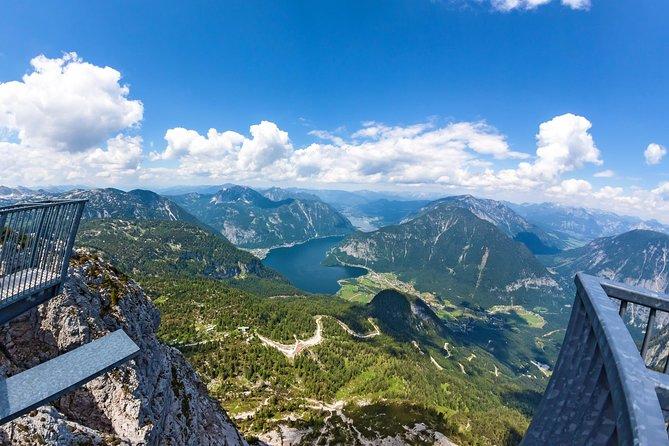 Hallstatt Tour with Visit of the 5fingers Viewing Platform or the Salt Mine, Salzburgo, AUSTRIA
