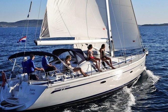 This private sailing tour, in the morning, is a special moment of soothing on the smooth sea of the the Carribbean coast, aboard <br><br> Keila One, the yacht of a French writer awarded the Senghor prize. Enjoyswimming in a creek out of crowded beaches, and sailing until Deshaies bay at noon. An unique experience in Guadeloupe with an original view of mountains and island of this marvelous coast.