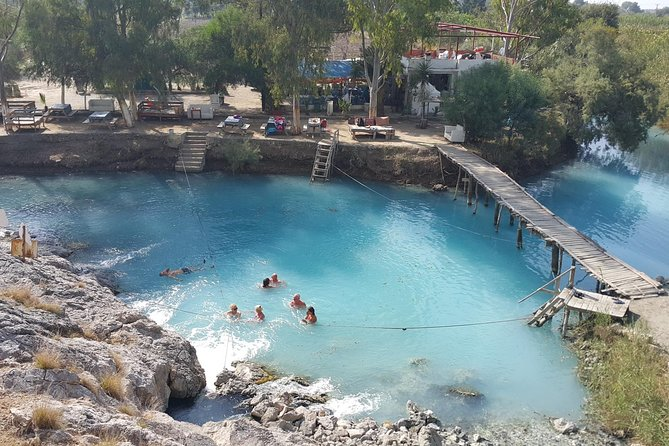 MAIS FOTOS, Blue Thermal Lagoon and Fevziye Village Day Trip from Dalyan