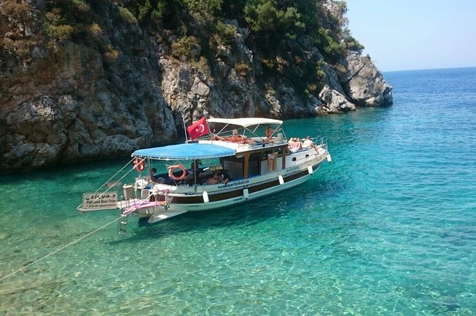 Full-Day River Delta and Secluded Bays Boat Trip from Dalyan, Mugla, TURQUIA