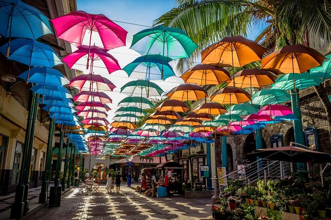 Mauritius North Tour A full day tour<br><br>As part of this tour you will visit many highlights in one day: Sir Seewoosagur RamgoolamBotanical garden, the city of Port Louis, Fort Adelaide , the central market and Caudan Waterfront.
