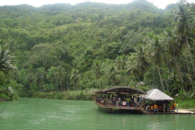 Private Bohol and Chocolate Hills with Loboc River Cruise, Ciudad de Tagbilaran, FILIPINAS