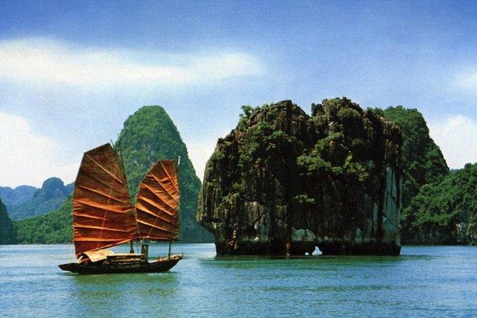 Crucero por Halong Bay desde Hanói con almuerzo de marisco, Halong Bay, VIETNAM
