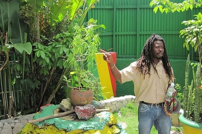 While you're in port in Jamaica, see where the island's most famous son, Bob Marley, lived and played! On this shore excursion, you'll visit the small village of Nine Mile, the birthplace and resting place of Bob Marley. See Mt Zion, his meditation spot, and learn about the Rastafarian religion he practiced.